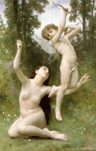 William Bouguereau - Love Takes Flight _1901_.jpg